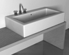 Acquagrande_supported_sink