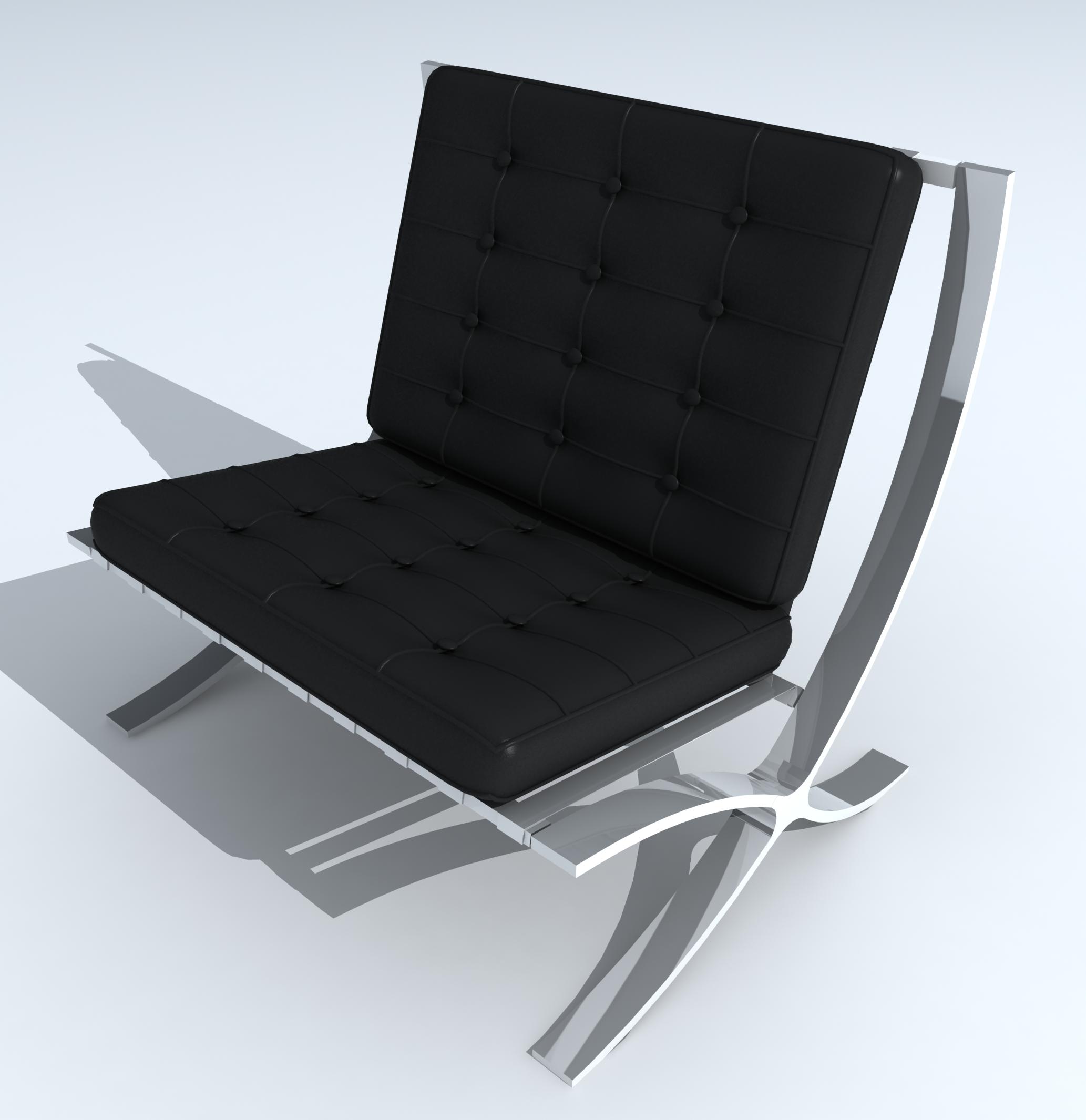ArchiBit Generation s.r.l. - 3D models - chairs - barcelona