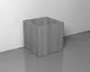 Cubic_oak_container