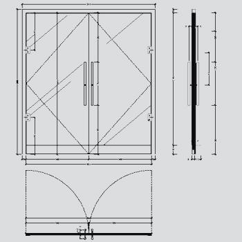 archibit generation s r l cad library details glass