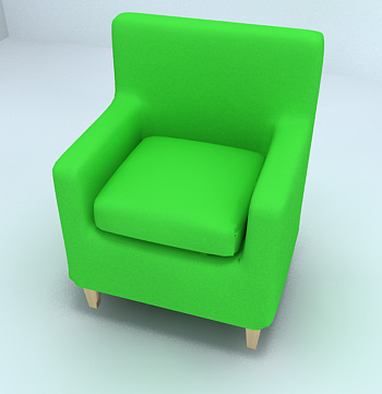 ArchiBit Generation s.r.l. - 3D models - sofa - Ikea_small ...